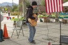 Cal Austermuhl played guitar & sang familiar tunes Aug. 29 & Sept. 5.
